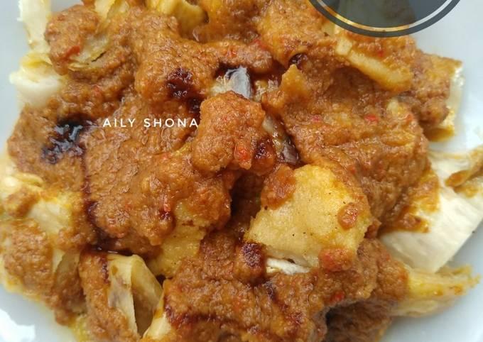 Resep Batagor Ayam Bumbu Kacang Oleh Aily Shona Cookpad