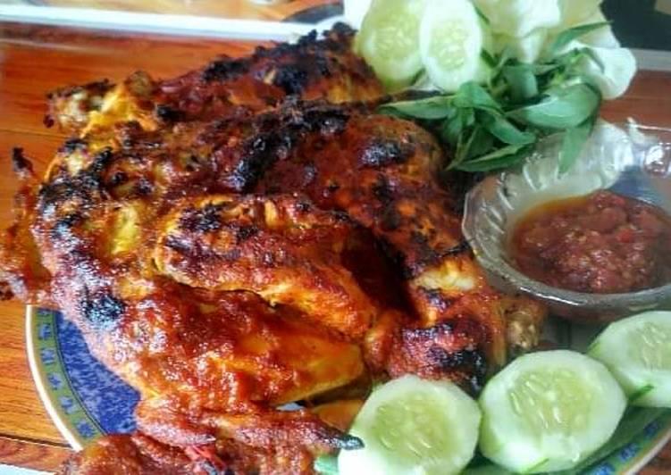 Ayam panggang Madiun - cookandrecipe.com