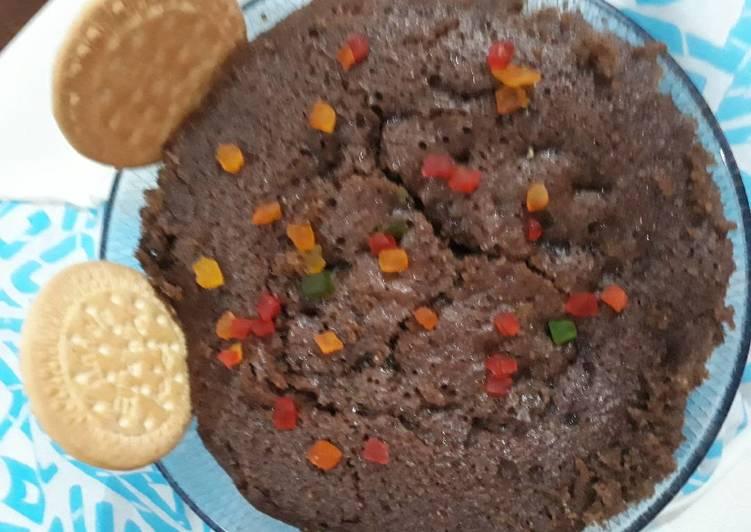 How to Make Ultimate Egg less suji or maida ka chocolate cake in pressure cooker