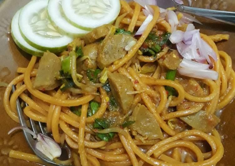 Resep Mie Aceh simple yang Lezat