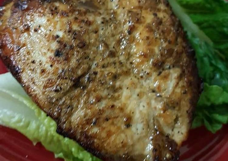 Recipe: Yummy Chicken steak