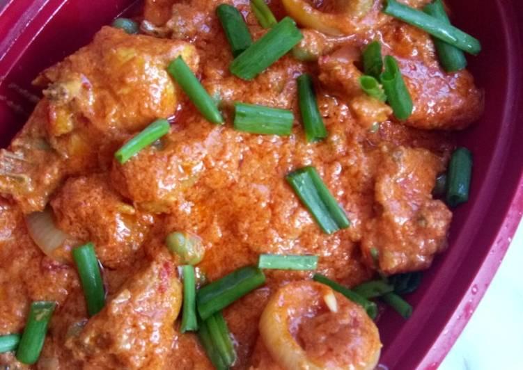 Ayam Masak Merah - resepipouler.com