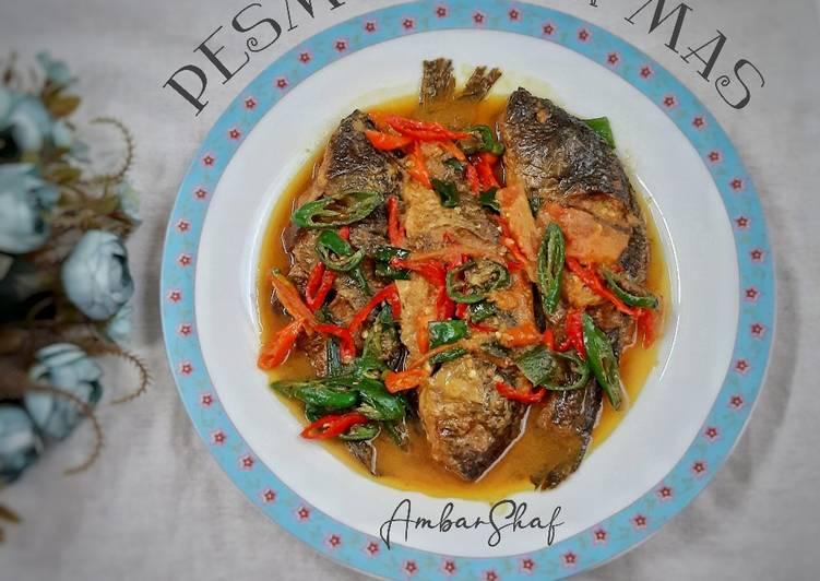 Pesmol Ikan Mas Duri Lunak