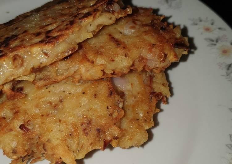 Recipe: Perfect Potato hash browns