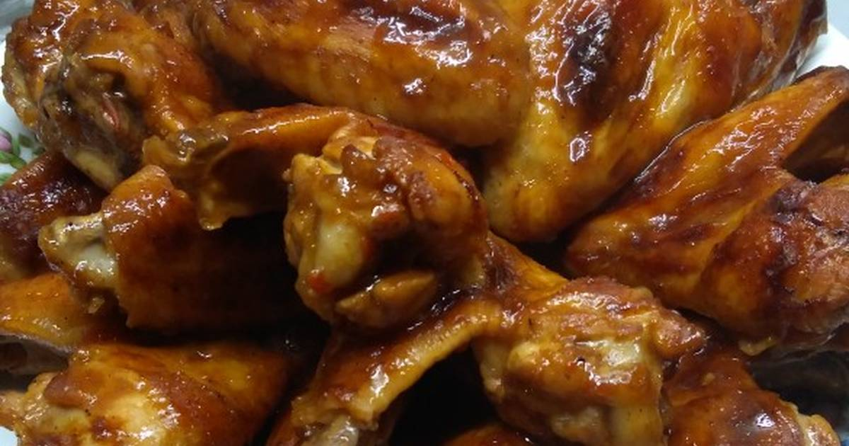 Крылышки по сычуаньски рецепт с фото