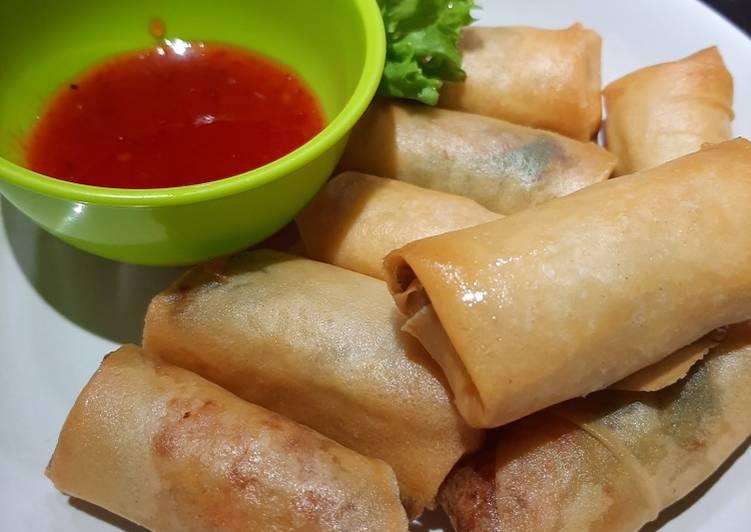 Resep Popia Medan Homemade Oleh Jesslynchiara Chiara Cookpad