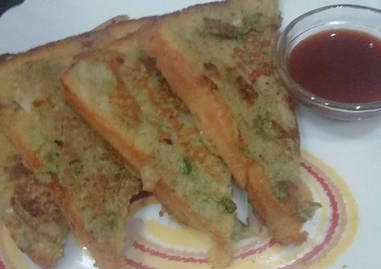 Recipe: Tasty Moong Sandwich