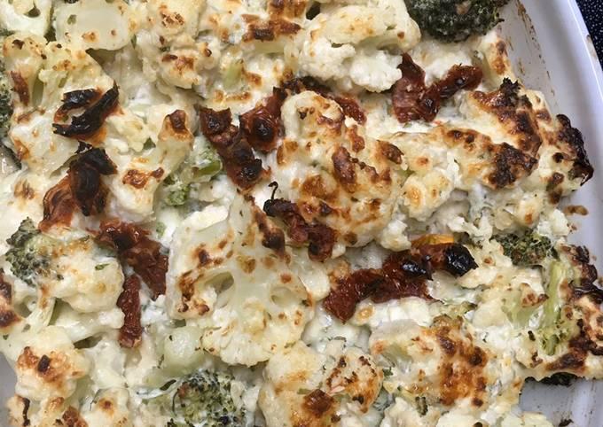 Keto Friendly Cauliflower Casserole
