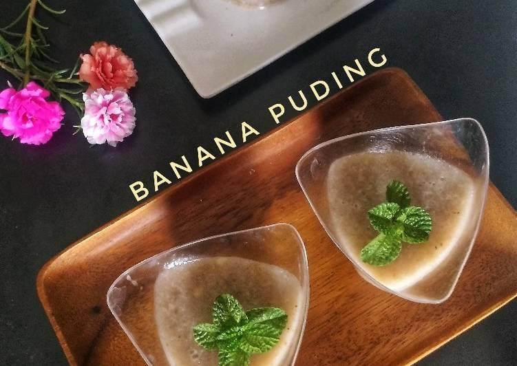 41.Banana Puding