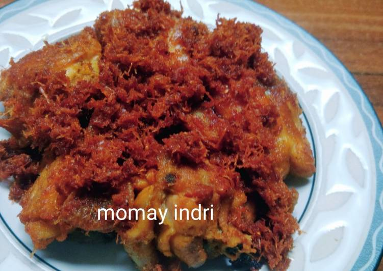 Resep Ayam Goreng Serundeng Yang Sempurna