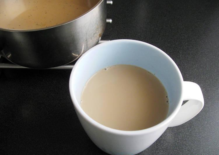 Recipe of Ultimate Chai