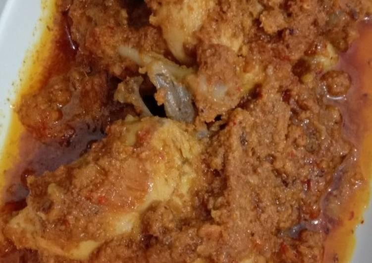 Rendang Ayam Padang
