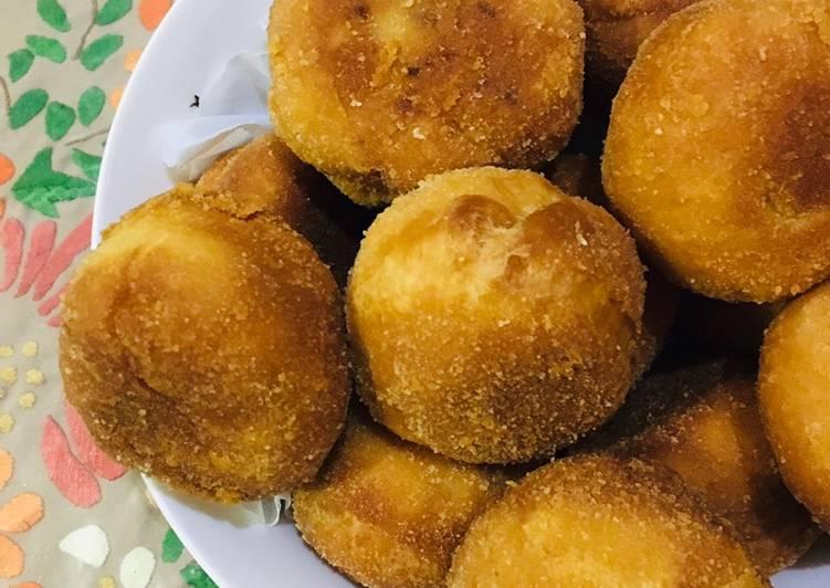 Roti Goreng Abon