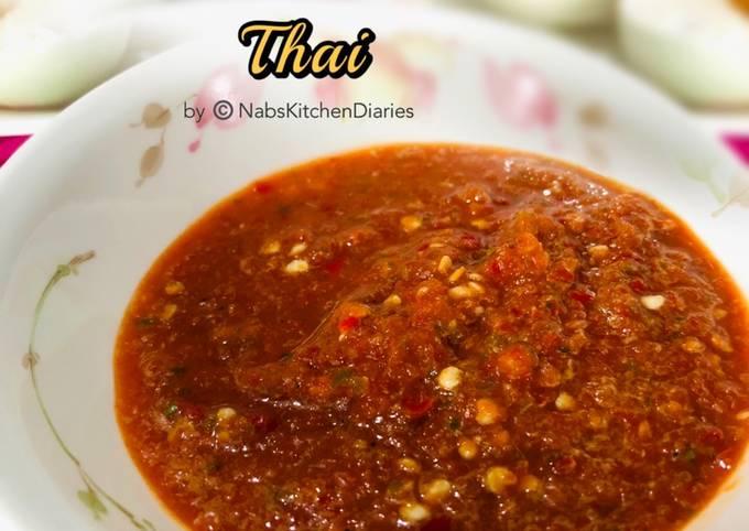 Sambal Belacan Thai Mak Liha