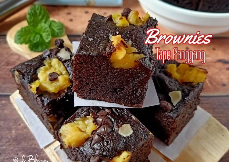 746. Brownies Tape Panggang Legit