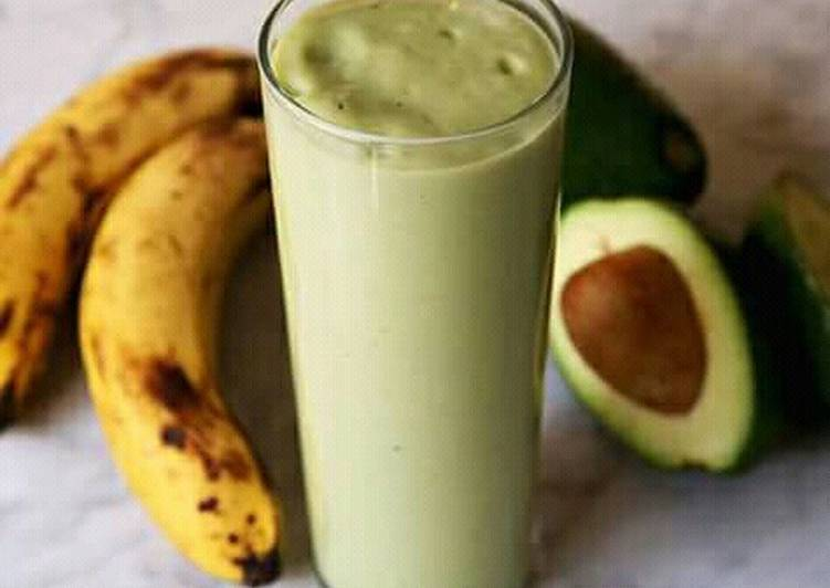 Avocado smoothie, Some Foods That Are Good For Your Heart