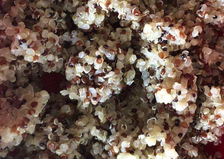 Mixed Grain Quinoa lunch pack