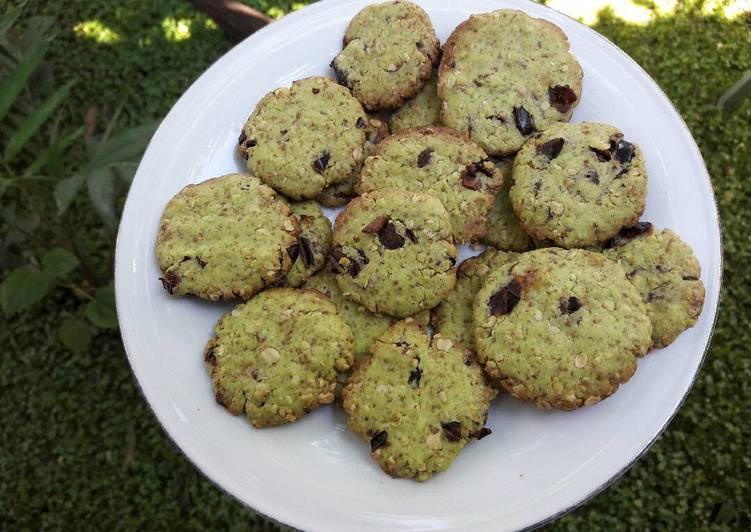 Dates Oatmeal Cookies