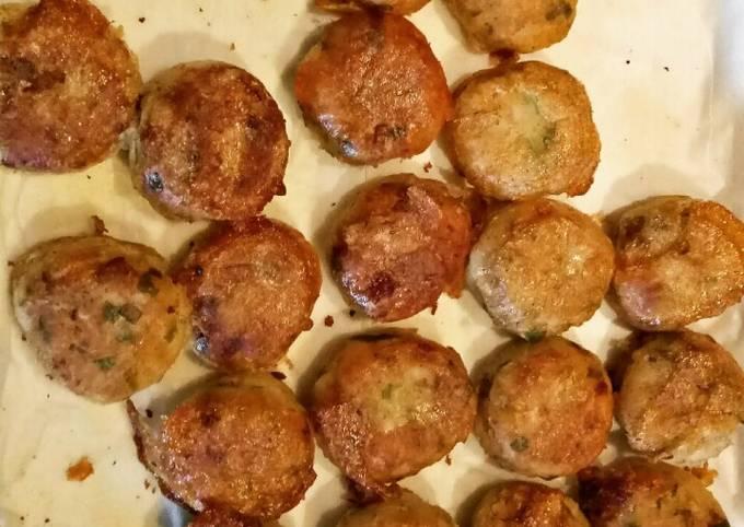 Potato Balls *Vegetarian