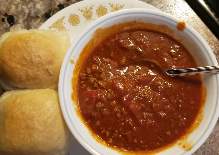 How to Prepare Delicious Grandma's Chili