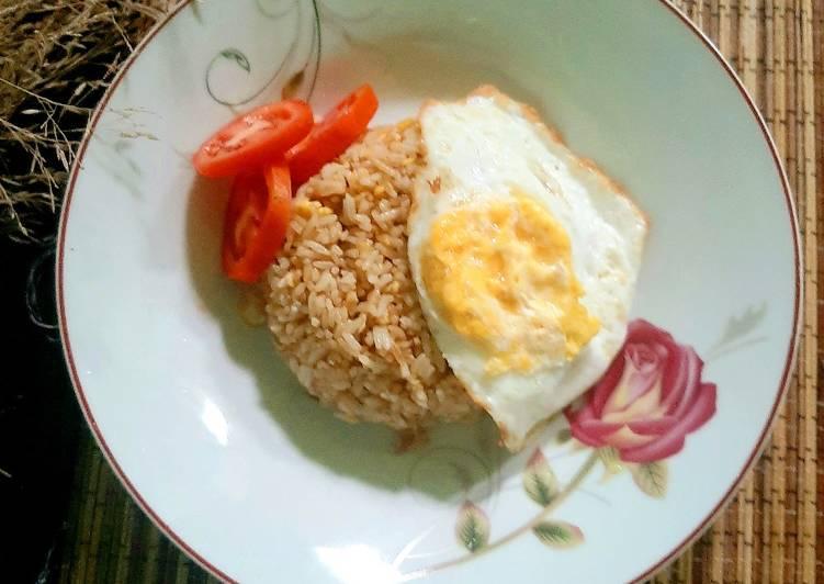 Nasi Goreng Simpel