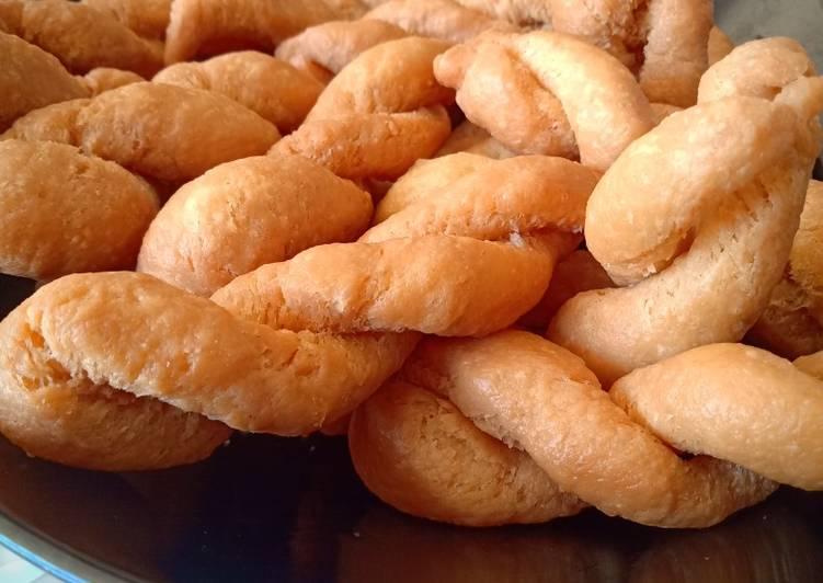 Kue tambang /untir-untir