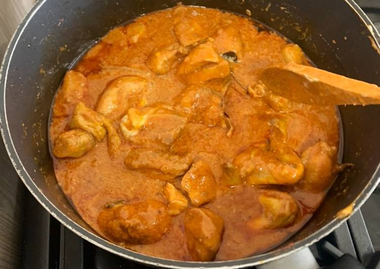 Easiest Way to Cook Perfect Chicken Curry