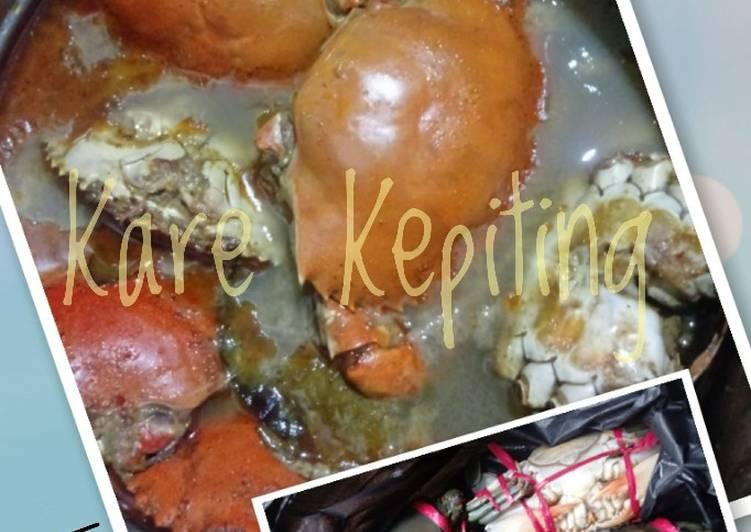 Kare Kepiting #ketopad_cp_seafood