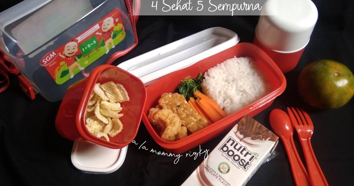 91 Resep Menu 4 Sehat 5 Sempurna Enak Dan Sederhana Cookpad
