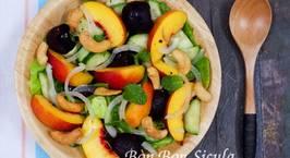 Hình ảnh món Salad Đào - Peach Salad