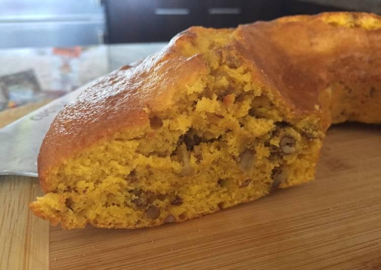 Queque De Zanahoria Y Nueces Receta De Maritaer Cookpad Además suele gustarle a los niños por su sabor dulce. queque de zanahoria y nueces receta de