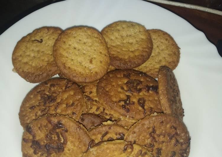 How to Make Ultimate Digestive chocolate biscuit #digestivebiscuitchallengebybelinda