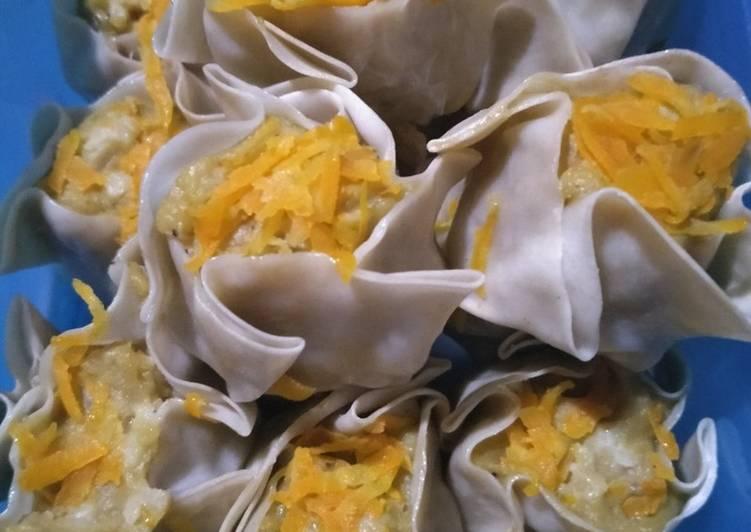 Siomay ayam dan grago - cookandrecipe.com