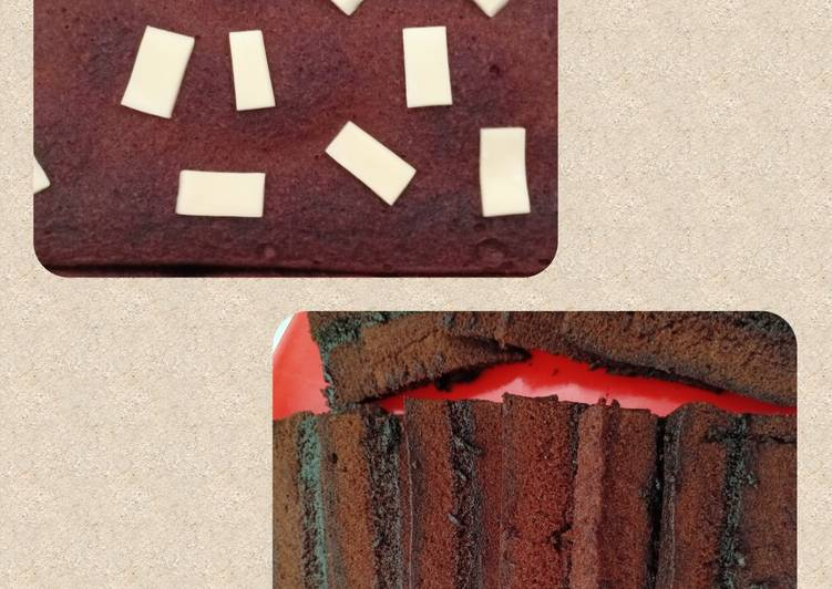 Brownies Kukus (Brownkuss)