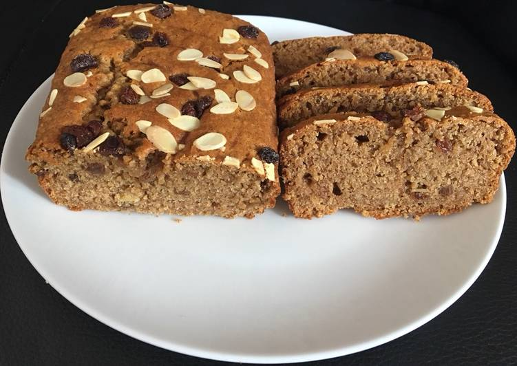 How to Prepare Favorite Eggless banana oats cake