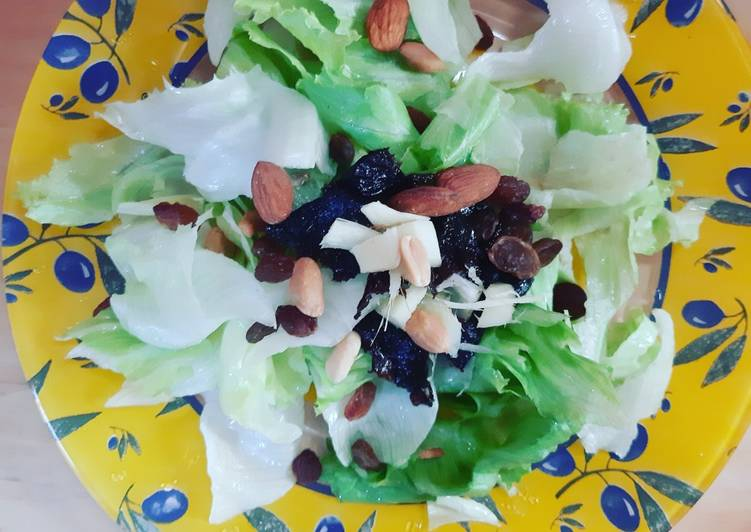 Easiest Way to Prepare Yummy Vegan salad