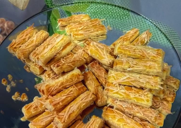 28.2020.Tips Kaastengels Renyah (pakai permesan dan cheesy edam)