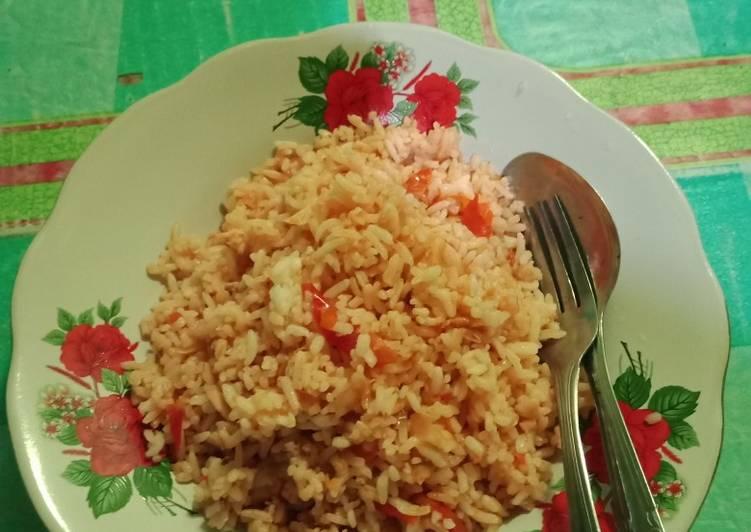 Resep Nasi Goreng Desa Oleh Dita Wahyuning Tyas Cookpad