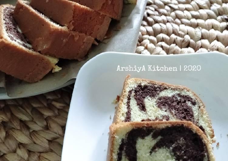 Bolu Marble Jadoel - cookandrecipe.com