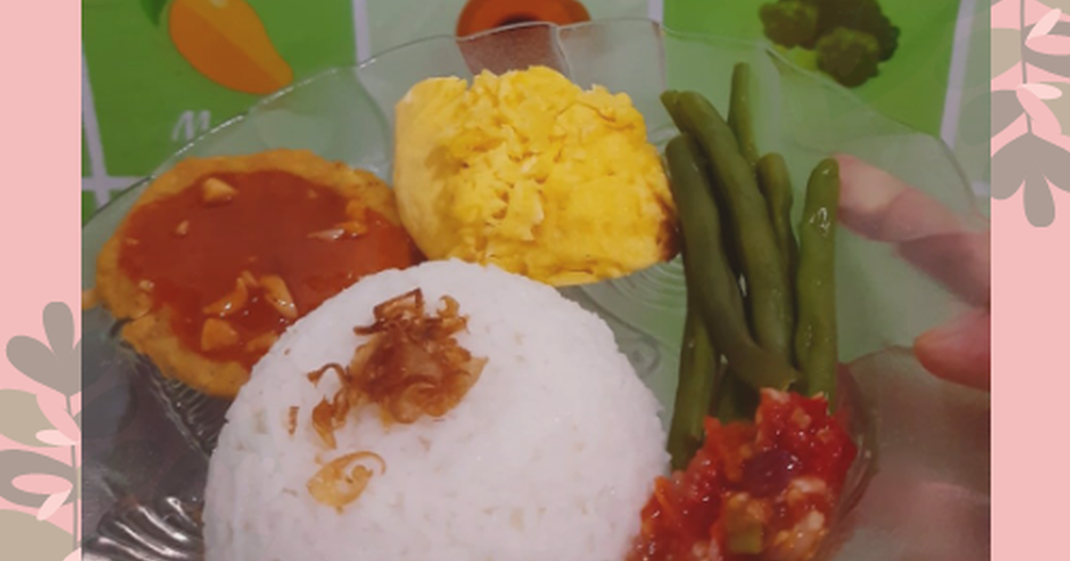 90 Resep Masakan 4 Sehat 5 Sempurna Enak Dan Sederhana Ala Rumahan Cookpad