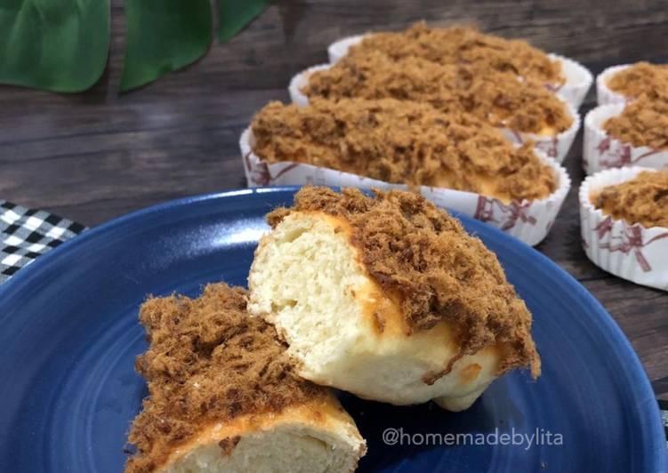 Roti abon #homemadebylita