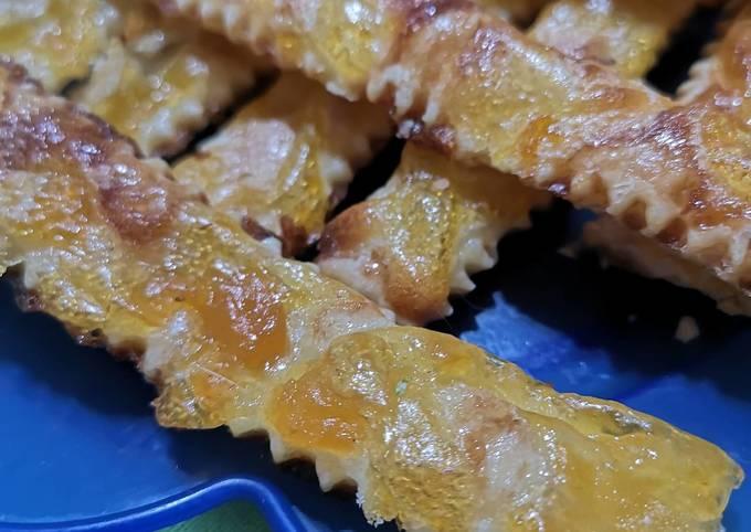 Sfogliatine di marmellata di albicocche 🍑