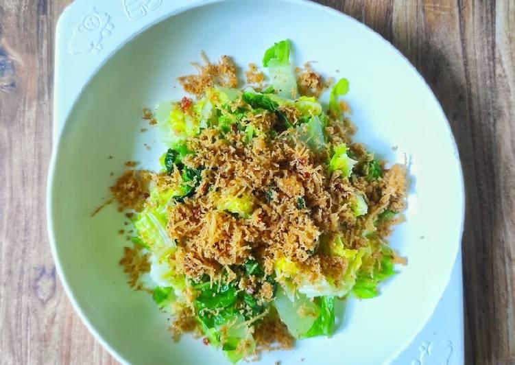 Urap Sawi Putih (Salad Lokal/Salad Tradisional) #453²⁴