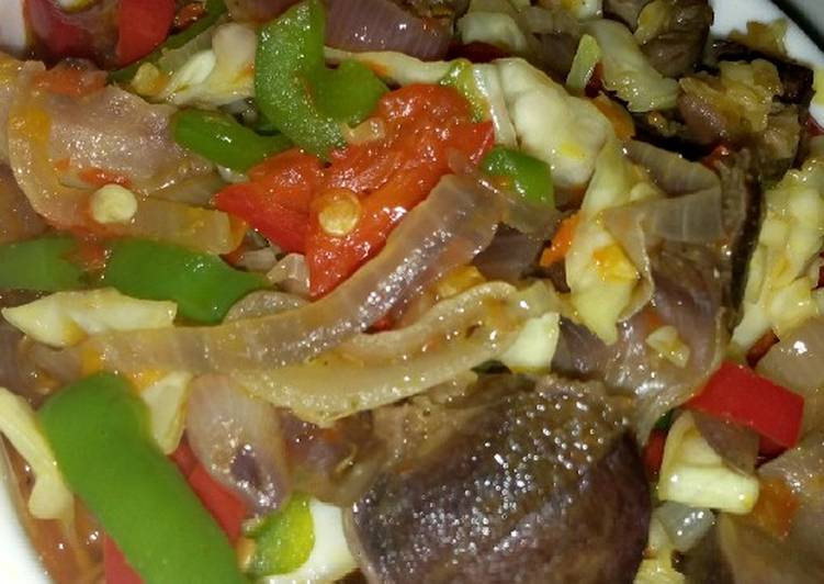 Eat These 14 Superfoods to Go Green for Optimal Health Gizzard Cabbage Sauce