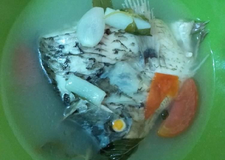 Sup Ikan Gurame Seger