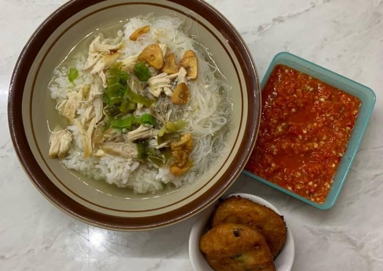 Resep Soto semarang + sambal soto pedas Yang Simple Endes