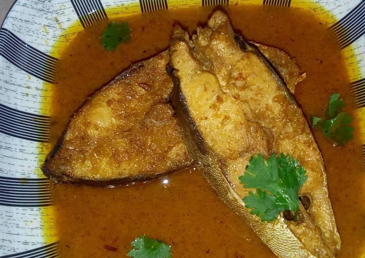 Fish qorma