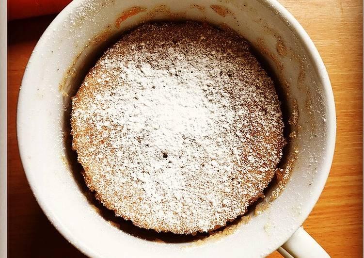 Recipe of Favorite Microwave Carrot Cake!