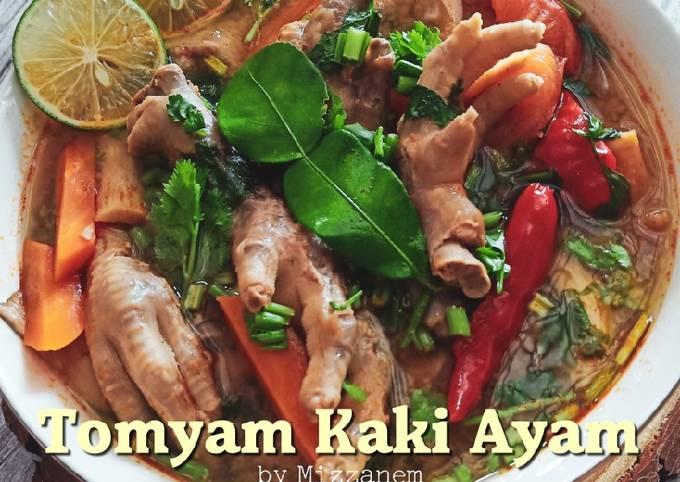 Tomyam Kaki Ayam