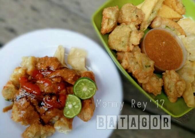 Resep Batagor Ekonomis Tanpa Ikan Oleh Mommy Rey Cookpad